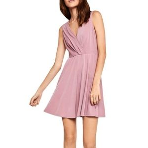 Bcbgeneration - pink mini cocktail dress